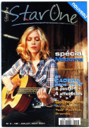 STAR ONE - FRANCE 2001 SPECIAL MAGAZINE + POSTER